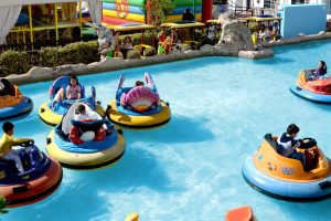 Hotel temático con parque acuático en castellón