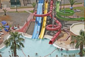 Hotel temático para niños en Almería