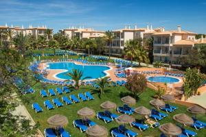 Hoteles temáticos con toboganes en Portugal