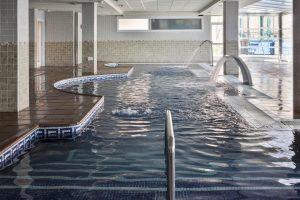 Hoteles temáticos con toboganes y spa en Salou