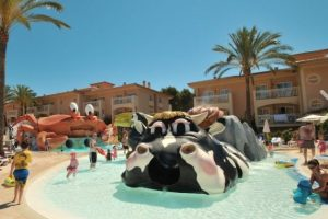buen hotel temático para familias con hijos en Mallorca