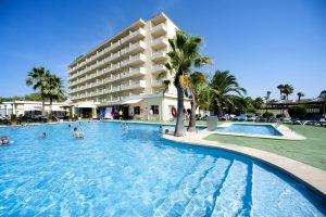 gran hotel temático para niños en Mallorca