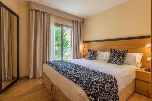 lujoso hotel temático para familias en el puerto de Alcudia