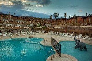 Hotel temático con parque acuático en Alicante